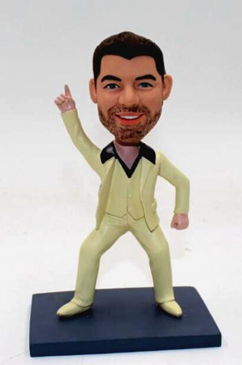 Personalize bobblehead doll-Elvis