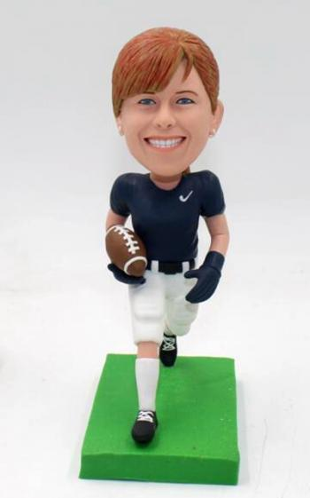 Football Bobble Heads for female