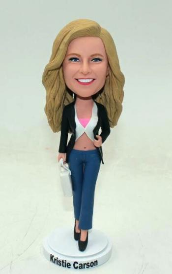 Fashion Lady bobblehead