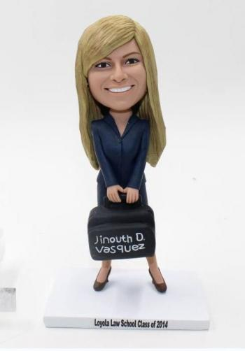 Custom Bobbleheads- Gifts for Lawyer