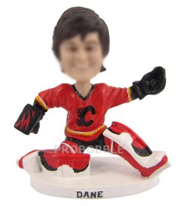 Sports Fan Bobbleheads doll hockey