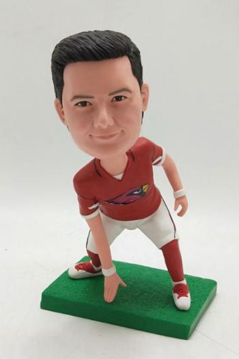 Custom Bobble Heads doll- Football palyer