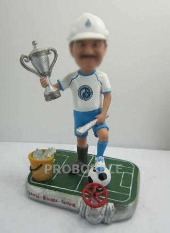 Football Bobbleheads Doll
