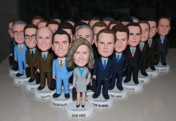 Custom Team Bobblehead Dolls