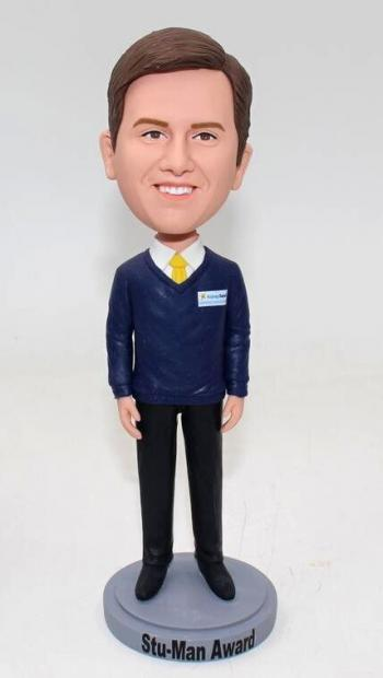 Gift bobblehead- Casual man