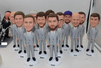 Gift team bobbleheads-Any Purpose