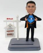 Custom realtor bobbleheads-your own design [C2841-]