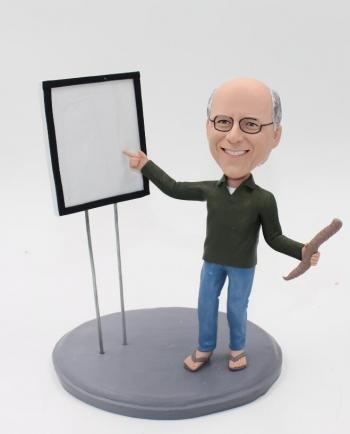 Personalized Bobbleheads - Professor