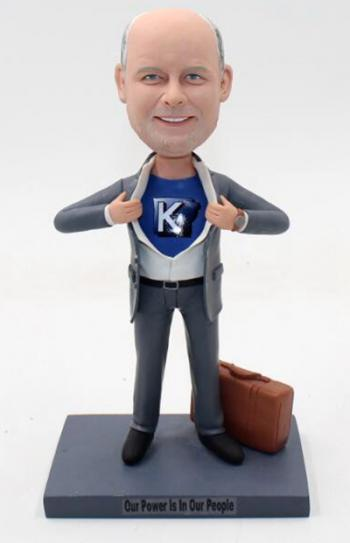 Personalized Bobbleheads for bossman