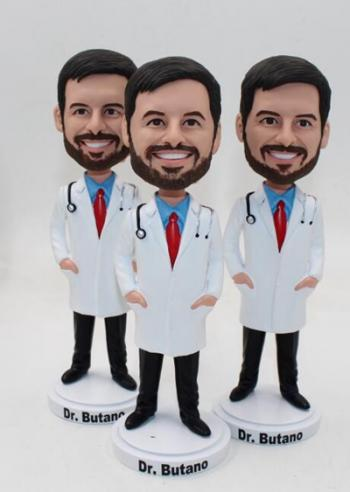Doctor custom bobblehead