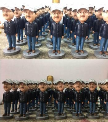 50 Custom Bobbleheads Wholesale All Of Them Are The Same