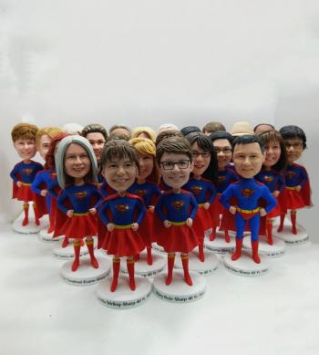 15 Custom Bobble Heads Groupon Corporate Gifts