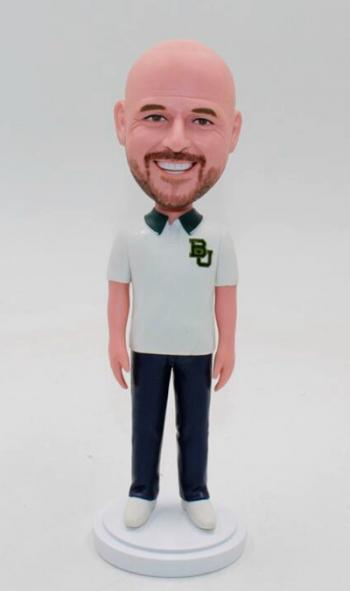 Custom bobbleheads- Man in Casual