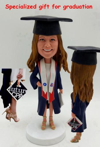 Personalized Graduation Gifts Bobbleheads