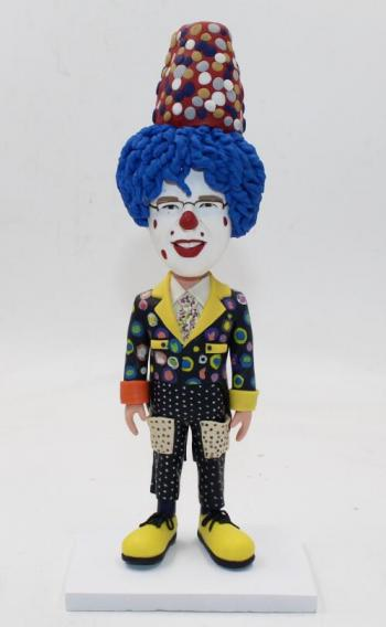 Clown customized bobbleheads