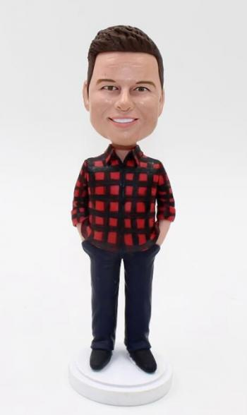 Casual Bobbleheads - Best gift