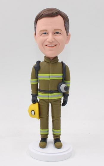 Best Gifts for Firefighter bobbleheads