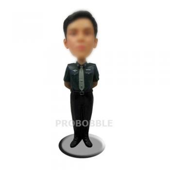Personalized Bobbleheads - Police Officer