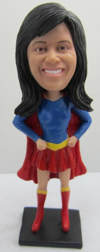 Superwoman Bobbleheads