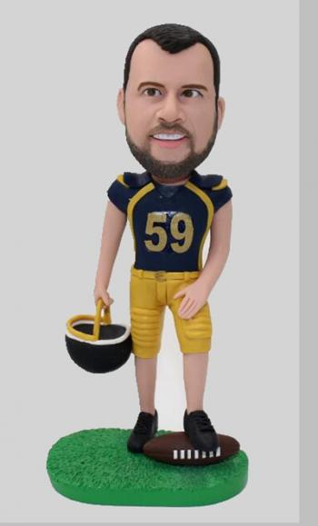 Sports bobbleheads doll gift