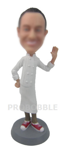 Gifts For Chef Custom Bobbleheads
