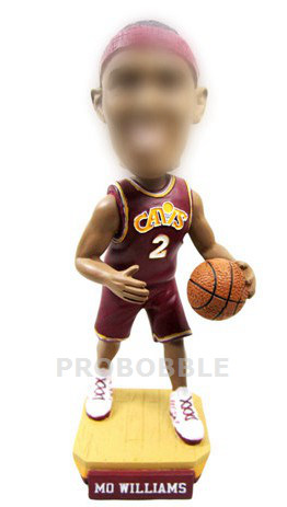 Basketball Player Bobble Heads