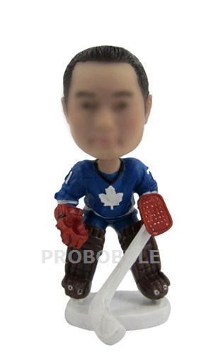 Gifts for Hockey Player Boy Bobbleheads
