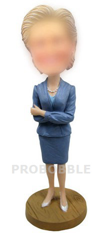 Personalized Bobbleheads Gift for boss or mother