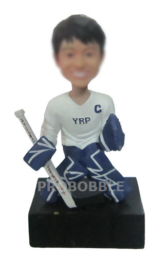 Hockey Player Bobbleheads