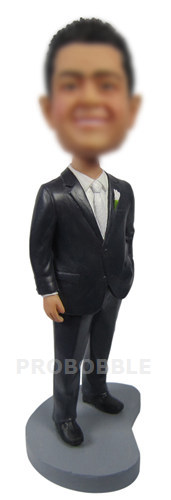 Groomsman Bobble Heads Gifts Best man usher