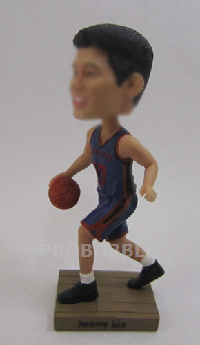 Personalized Basketball Bobble Heads doll