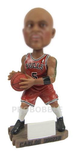 Personalized Basketball Bobbleheads