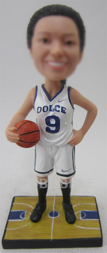 Basketball Personalized Bobbleheads