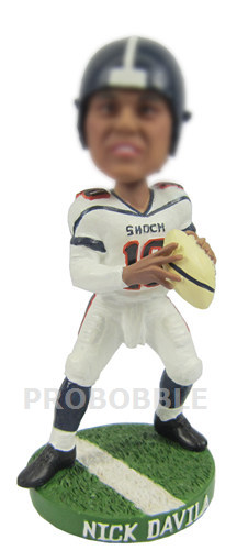 Soccer Player Bobblehead - football