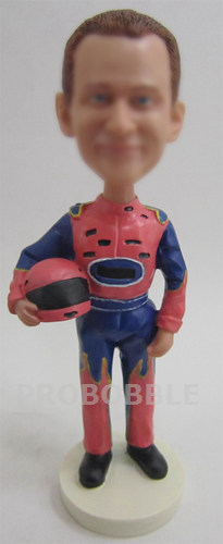 Speed Racer Custom Bobbleheads