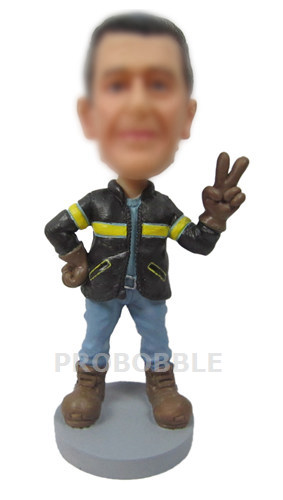 Gifts For Firefighter Bobbleheads