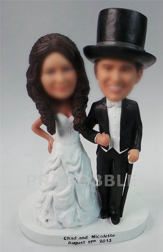 british wedding cake toppers country wedding cake topper groom with top hat 12172