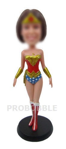 Wonder Woman Bobbleheads