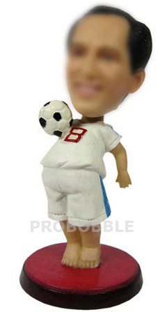 Custom Bobble Heads- Football Doll