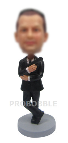 Personalized Bobbleheads James Bond