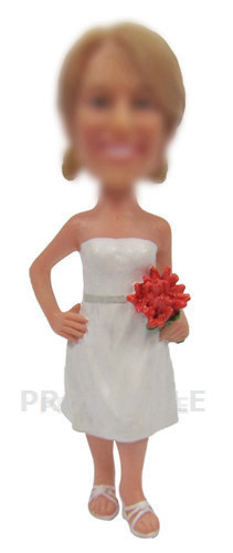 Unique Bridesmaids Gifts Bobbleheads