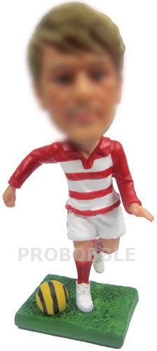 Custom Football Bobbleheads Doll- Soccer