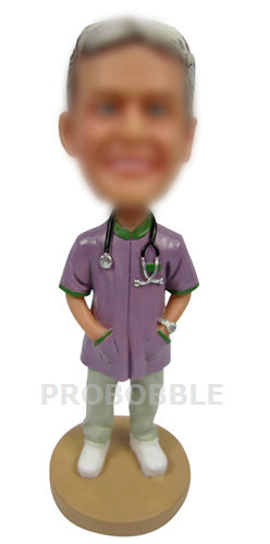 Funny Gifts for doctor bobbleheads