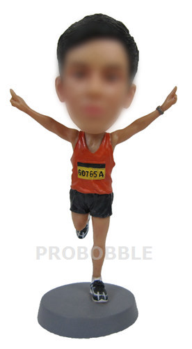 Gifts for Runner Custom Bobbleheads