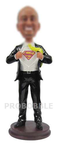 Bobbleheads doll Super Executive