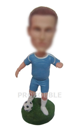 Custom Soccer Player Bobble Heads