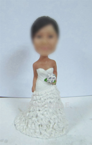 Custom Bobbleheads Bridesmaid Gifts