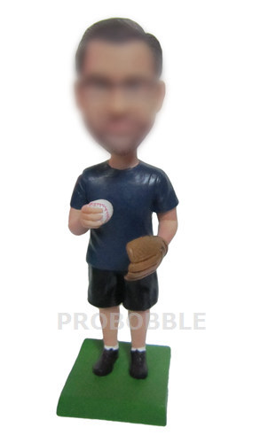 Custom Baseball Player Bobble Heads Doll