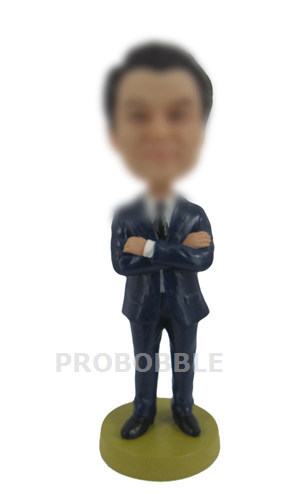 Personalized Bobbleheads Executive CEO