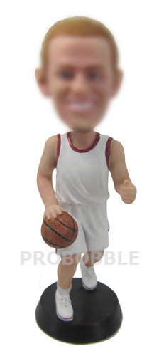 Personalized Basketball Bobble Heads gift